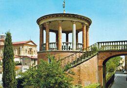 1 AK Italien * Die Rotunde Rossi Und Die Kirche Domenico In Der Stadt Faenza * - Faenza
