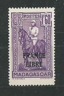 MADAGASCAR N°  250 ** TB 2 - Ungebraucht