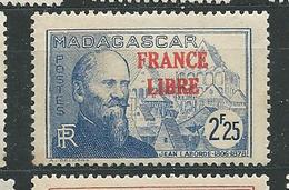 MADAGASCAR N°  251 ** TB - Ungebraucht