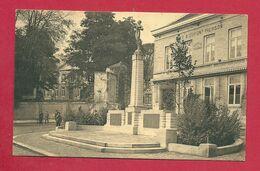 C.P. Jodoigne = Place  De La Victoire : Monument Aux  Soldats Morts Pour La Patrie - Jodoigne