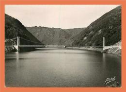 A273 / 343 24 - Barrage Du Chastang - Pont Du Chambon De Laygue Par Michel - France