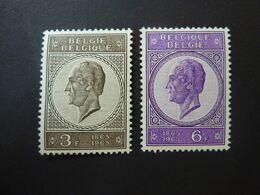 BELGIQUE, Année 1965, YT N° 1349 Et 1350 Neufs MH* - Ongebruikt