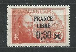MADAGASCAR N° 257 ** TB 2 - Ungebraucht