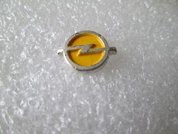 PIN'S    LOGO  OPEL   Aluminium - Opel