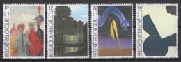 Belgique: 1984 :  COB N° 2141/44 **, MNH. - Ungebraucht
