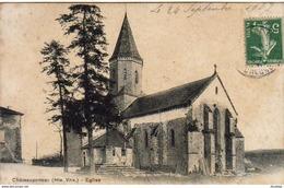 D87 CHATEAUPONSAC  Église - Chateauponsac