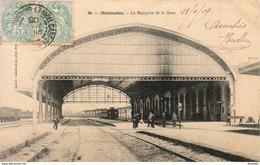 D82  MONTAUBAN  La Marquise De La Gare - Montauban