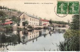 D87 BESSINES  Le Vieux Pont - Bessines Sur Gartempe