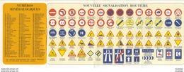 Lot De 2 Calendriers Format 6,5 Cm X 9,5 Cm  .... 1972 Et 1975 - Petit Format : 1971-80