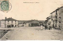 D87 RAZÈS  La Mairie  .......... - Ambazac