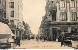 D56  LORIENT  La Rue De La Patrie - Lorient