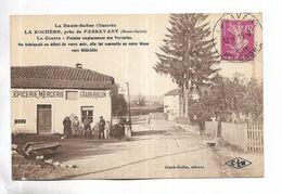 70 - LA ROCHERE, Près PASSAVANT ( Haute-Saône ) - Le Centre. Premier Emplacement Des Verreries. - Frankreich