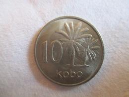 Nigeria: 10 Kobo 1976 - Nigeria