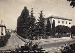 Lombardia - Como - Cermenate - Via XXV Aprile - Grand Hotel - F. Grande - Viagg. - Anni 50- Molto Bella - Other Cities