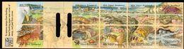 Nouvelle-Zelande New Zealand 1996 Yvertn° Carnet 1425A-1434K *** MNH Cote 12,50 Euro Faune Marine - Ongebruikt