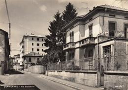 Lombardia - Como - Cermenate - Via Scalabrini  - F. Grande - Viagg. - Anni 50- Bella - Other Cities