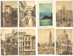 Lot 24 Cpa Italie , Venise, Venezia, Venice - Venezia (Venice)