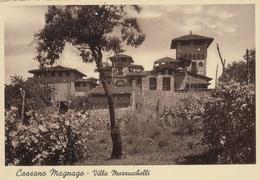 Lombardia - Varese  - Cassano Magnago - Villa Mazzucchelli- F. Grande - Nuova - Anni 40 - Bella - Italie