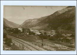 Y17086/ St. Niklaus St. Nicolas  Wallis Schweiz Foto AK 1927 - Zonder Classificatie