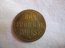 Suisse: Bon Pour Une Course, Tramway La Chaux-de-Fonds 1897 - Professionali / Di Società