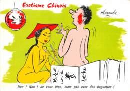 """ILLUSTRATEUR - ALEXANDRE - """"EROTISME CHINOIS"""" - Alexandre"""