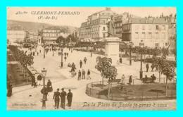 A836 / 045 63 - CLERMONT FERRAND Place De Jaude - Clermont Ferrand