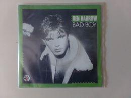 "45 T Den Harrow "" Bad Boy + Make Ends Meet "" - Disco, Pop"