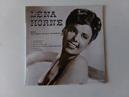 """45 T Lena Horne & Phil Moore Et Son Orchestre """" Just Squeeze Me + 5 Titres - Jazz"""