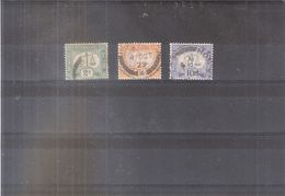 Hong Kong - Taxes- Obl/gest/used (to See) - Hong Kong (...-1997)