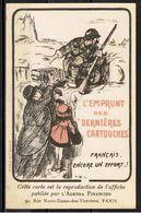 """L'emprunt Des """" Dernières Cartouches """" / Français Encore Un Effort ..! - Patriotic"""