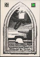 AK/CP Feldpost  Propaganda  Regiment  Gel./circ. 1940   Erh./Cond.  1-      Nr. 01098 - Guerra 1939-45