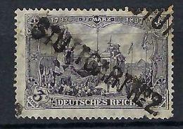 ALLEMAGNE 1905: Le Y&T 94, Obl. Linéaire ''Stuttgart No 2'' - Gebruikt
