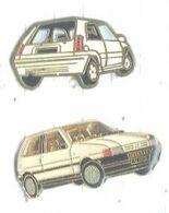 Automobile Fiat Uno (2 Pins) - Fiat