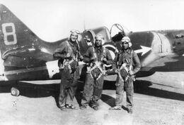 Aviateurs Prêts Au Décollage- Repro SHAA - Aviation