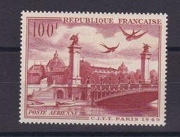 TIMBRE FRANCE/  POSTE AERIENNE N°28   NEUF SANS CHARNIERE COTE 9 EURO - Poste Aérienne