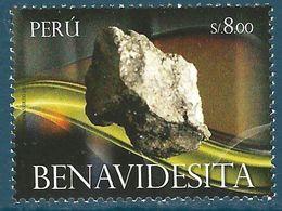 Perù - 2013 Minerals MNH** - Lot. 5008 - Minéraux