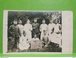 Carte Photo, Arlon Souvenir 1919 - Arlon