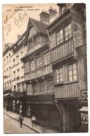CPA 14 - LISIEUX (Calvados) - 2807. Grande Rue - Dos Non Divisé - Lisieux
