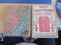 2 Livres Tuiles Et Maçonnerie A Voir - Bücher, Zeitschriften, Comics