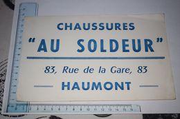 Buvard Chaussures Au Soldeur Haumont - Scarpe