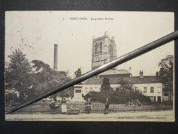 62 - Saint - Omer - CPA - Jacqueline Robins - N° 1  -  Cliché Jeanjean - Librairie Jeanjean Saint Omer - 1912 - B.E - - Saint Omer