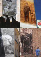 Publicité AMIENS Sur Les Murs - Bataille De La Somme 1916 - LOT 10 CARTES - War 1914-18