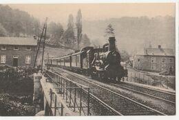 Chemins De Fer De L'etat Belge- Rapide Ostende Bale - Trains
