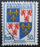 FRANCE Armoirie De Picardie N°951 Oblitéré - 1941-66 Wapenschilden