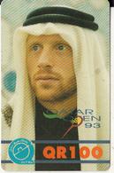 QATAR - Tennis, Qatar Open 93/Boris Becker 2, Used - Qatar