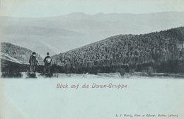 67 Grandfontaine. Le Col Du Donon - Sonstige Gemeinden