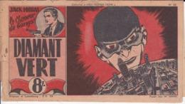 VP-GF.20-151 : MON ROMAN FILME. BANDE DESSINEE PAR JACK FORGAS. LE CHASSEUR DE GANGS. TEXTE POLSIS DESSINS LONDON - Livres, BD, Revues