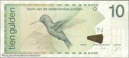 TWN - NETHERLANDS ANTILLES 28h - 10 Gulden 1.8.2016 UNC - Other - America
