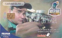 GUATEMALA - Atletas/Confianza, Chip GEM3.3, Used - Guatemala