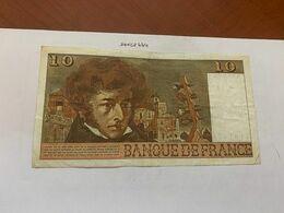 France 10 Francs Circulated Banknote 1978 #1 - 1962-1997 ''Francs''
